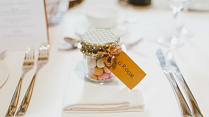 Top 20 Wedding Favour Ideas